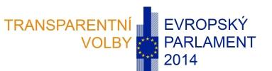 Transparentní volby | Evropský parlament 2014