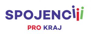 logo Spojenci pro kraj (JsmePRO!, TOP 09, Strana zelených, SNK-ED a LES)