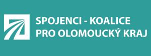 logo Spojenci – Koalice pro Olomoucký kraj (KDU-ČSL, TOP 09, Strana zelených, ProOlomouc)